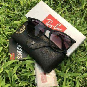 New Rayban RB4171 Sunglasses Rubber Black Gradient